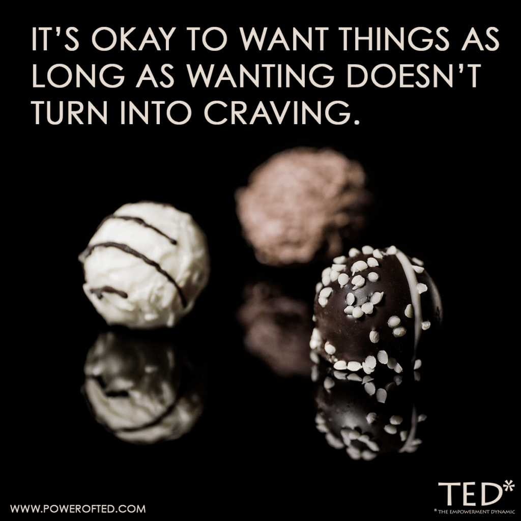 Having Desires Without Cravings
