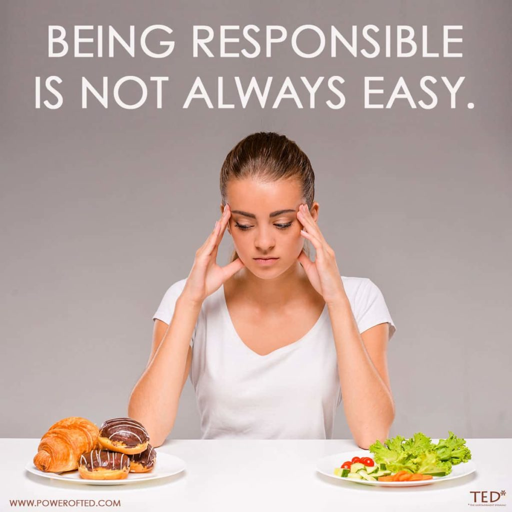 Being Responsible Isn't Always Convenient
