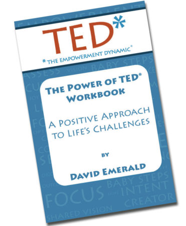 TED* Workbook: A Personal Guide to Applying The Power of TED*