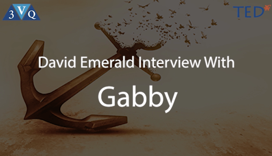 David Emerald Interview with Gabby